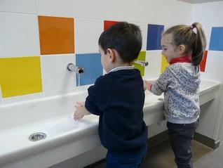 Rénovation de l'école